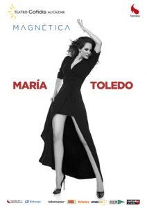 Magnética - María Toledo