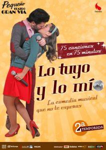 Lo Tuyo y Lo Mío, 75 canciones en 75 minutos