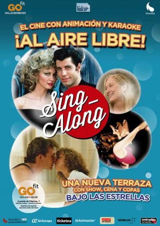 Sing Along: Cine y Karaoke al aire libre