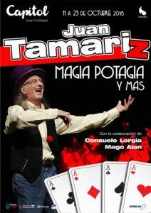 Magia potagia y más - Juan Tamariz