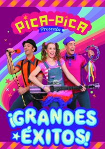Grandes éxitos de Pica Pica