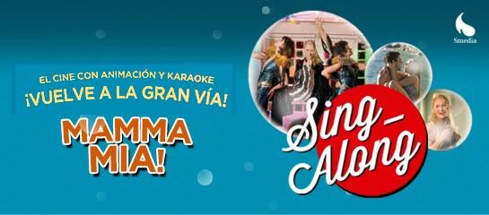 Sing Along: Mamma mía!