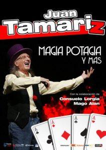 Juan Tamariz - Magia potagia y más