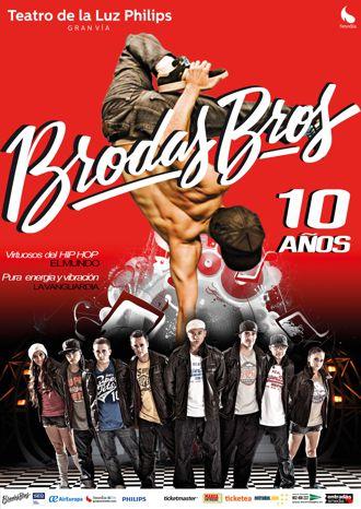 Brodas Bros 10 años