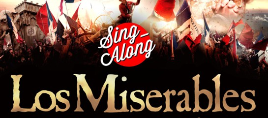 Sing Along: Los Miserables