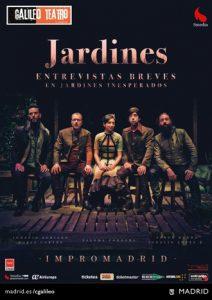 Obras de teatro contempor neo y comedias venta de entradas for Jardines galileo