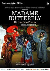 Ópera - Madame Butterfly