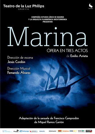 Ópera - Marina