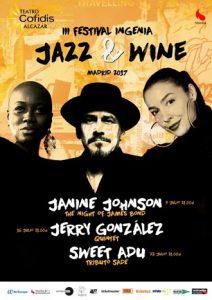 III Festival Ingenia Jazz & Wine