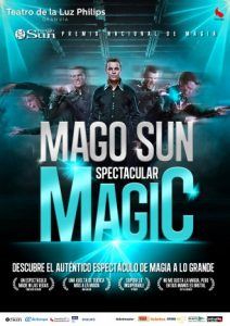 Magic Spectacular - Mago Sun