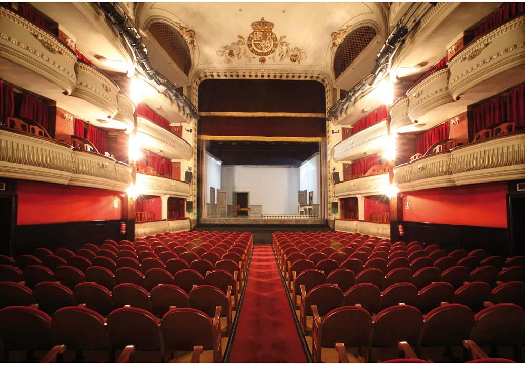 Teatro Cofidis Alc Zar Tu Teatro De Variedades En Alcal