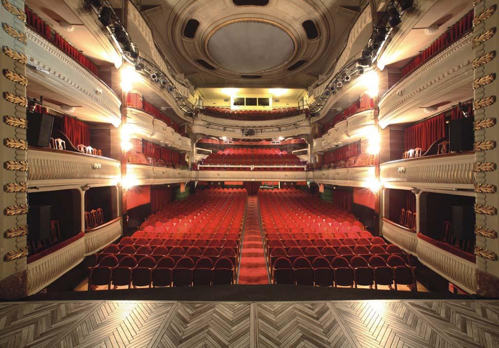 Teatro Cofidis Alcázar, tu teatro de variedades en Alcalá, venta de entradas