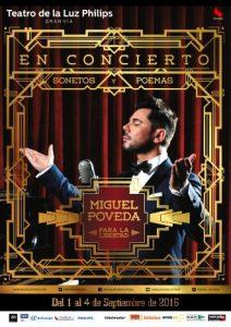 Miguel Poveda - Sonetos y Poemas