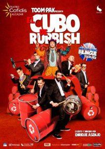 El cubo de Rubbish Toom-Pack