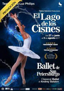 El Lago de los Cisnes - Ballet de San Petersburgo