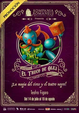 El truco de Olej
