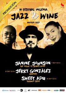 III Festival Ingenia Jazz & Wine 2017