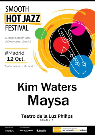 Kim Waters - Maysa - Smooth Hot Jazz Festival