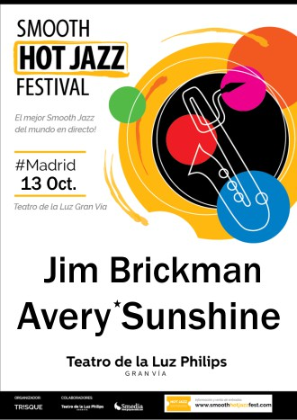 Jim Brickman - Avery Sunshine - Smooth Hot Jazz Festival