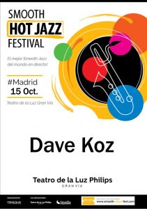 Dave Koz - Smooth Hot Jazz Festival