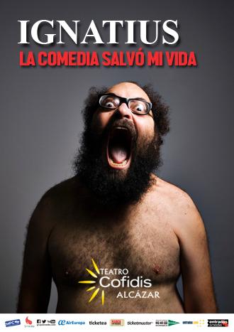 La comedia salvó mi vida
