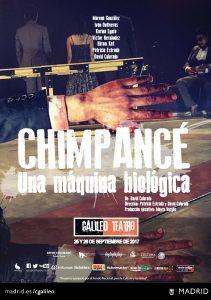 Chimpancé: una máquina biológica