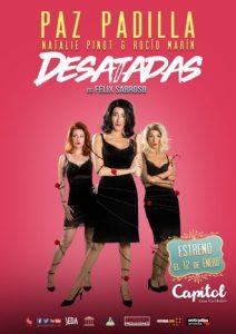Desatadas - Paz Padilla