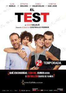 El Test - Luis Merlo y Antonio Molero