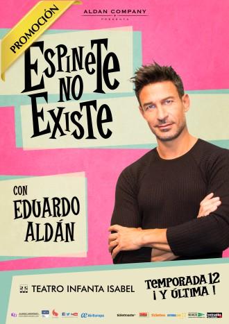 Espinete no existe - Eduardo Aldán