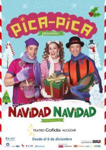 """Pica Pica """"Navidad Navidad"""""""