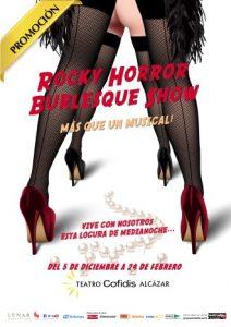 Rocky Horror Burlesque Show