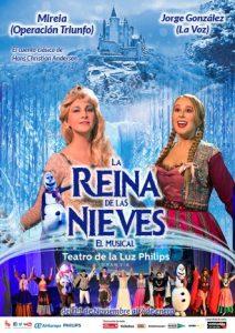 La Reina de las Nieves El Musical