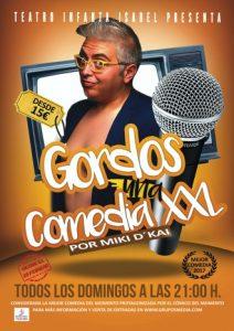 Gordos, una comedia XXL