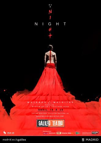 Night + Mujeres malditas