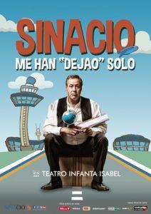 """Sinacio - Me han """"dejao"""" solo"""