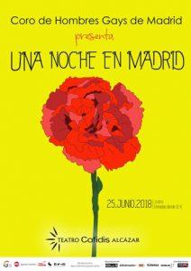 Una noche en Madrid - CHGM