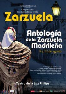Antología de la Zarzuela Madrileña