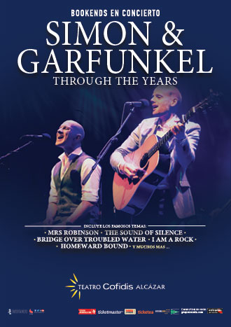 Simon&Garfunkel Through the years