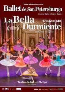 La bella durmiente - Ballet de San Petersburgo