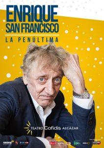 Enrique San Francisco - La penúltima
