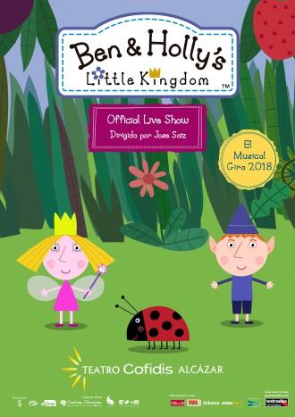 El pequeño reino de Ben & Holly