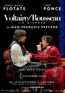 Voltaire/Rousseau - La Disputa