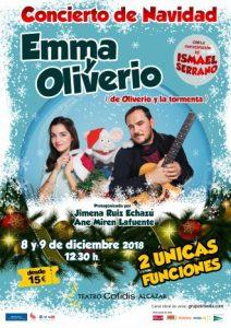 Emma y Oliverio - Recital de Navidad