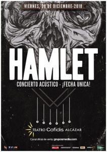 Hamlet - Concierto acústico
