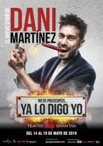 Dani Martínez - Ya lo digo yo