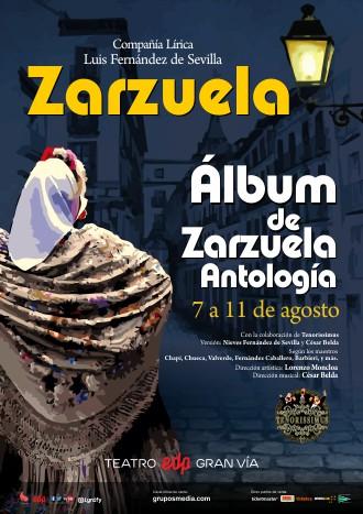 Álbum de Zarzuela - Antología