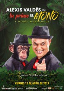 Alexis Valdés - Tu primo el mono