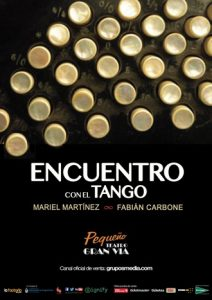 Encuentro con el Tango - Mariel Martínez