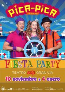 Pica Pica -Fiesta Party