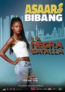 Asaari Bibang - La negra batalla